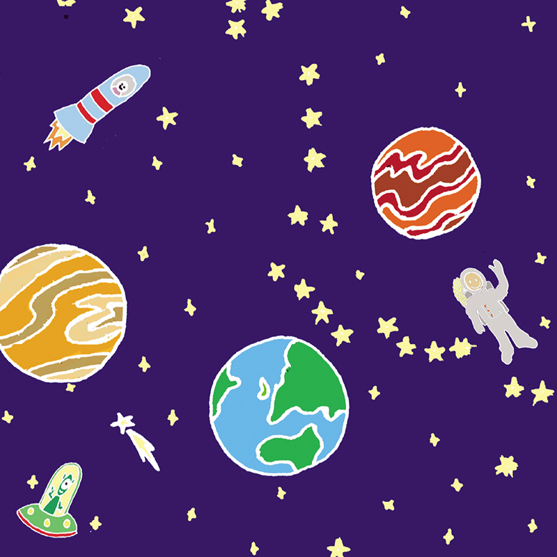 Out Of This World: Bedtime Stories From The International Space Station?