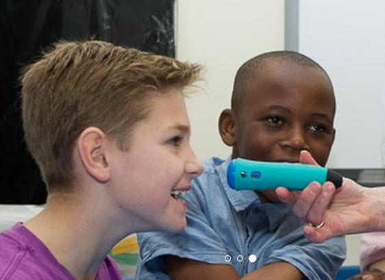 PENpal Supports Focus on Oral Language Skills