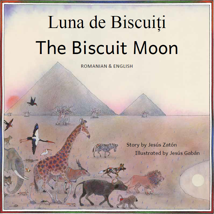 Biscuit Moon Romanian