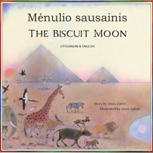 Biscuit Moon Lithuanian