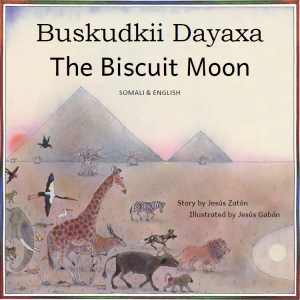 Biscuit Moon Somali