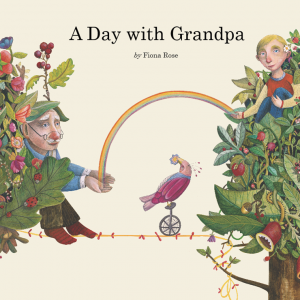 A Day with Grandpa English